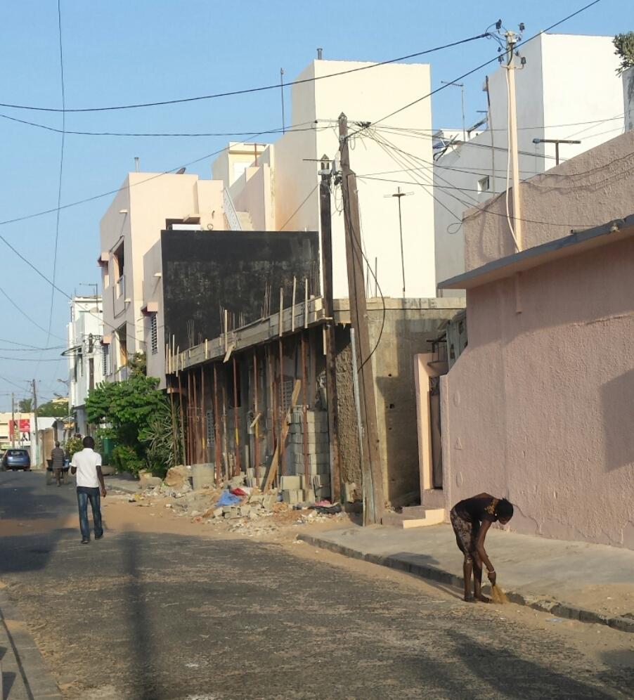 Streets of Dakar